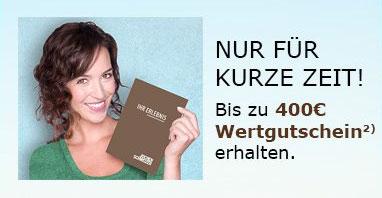 400 EUR Jochen Schweizer-Gutschein
