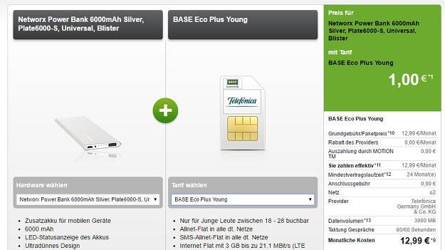 BASE Eco Plus modeo