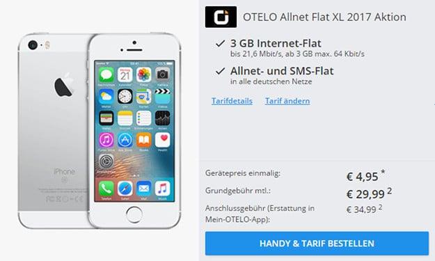 Otelo Allnet Flat Xl Iphone