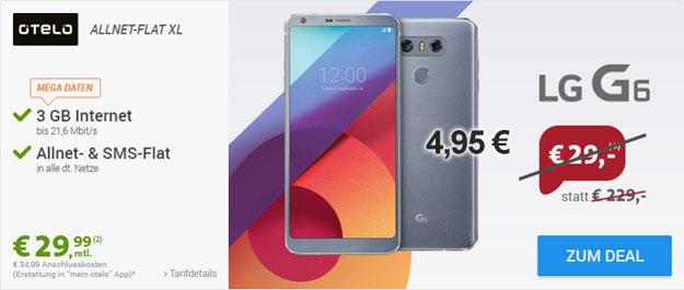 lg g6 otelo allnet-flat xl