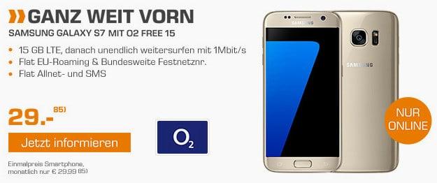 Samsung Galaxy S7 Edge O2 Free 15 Für Eff 1166 Mtl 15 Gb