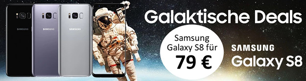 Samsung Galaxy S8 + Vodafone Young L