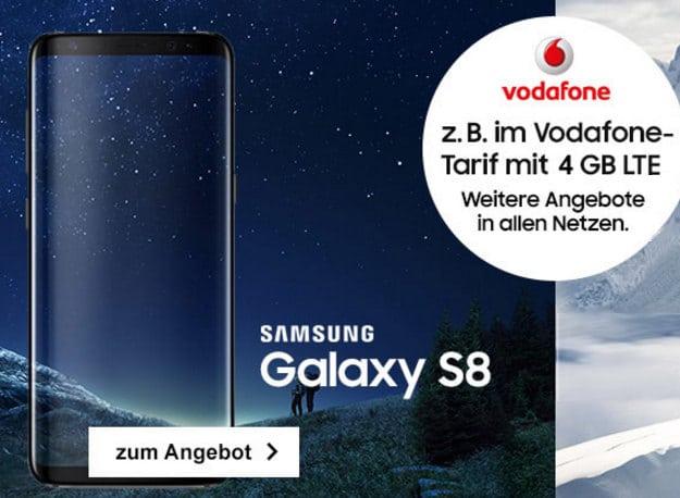 Samsung Galaxy S8 + Vodafone Young M LogiTel