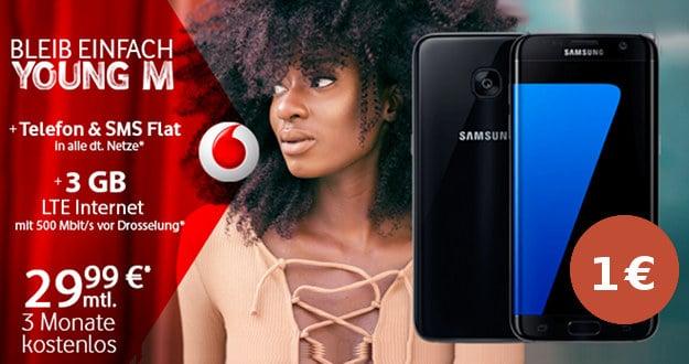Vodafone Young M + S7 Edge