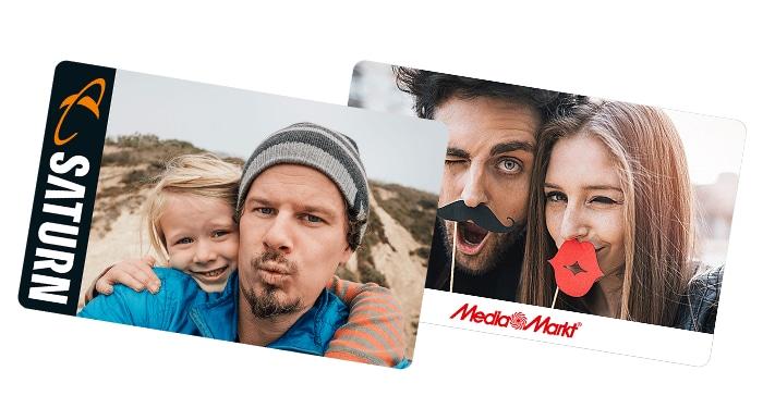MediaMarkt Geschenkkarte & Saturn Gutschein Card