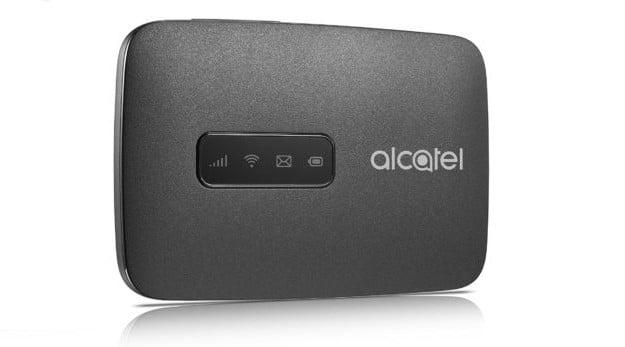 mobilcom debitel 10 GB LTE (Telekom-Netz) + mobiler LTE-Hotspot Alcatel LinkZone MW40V