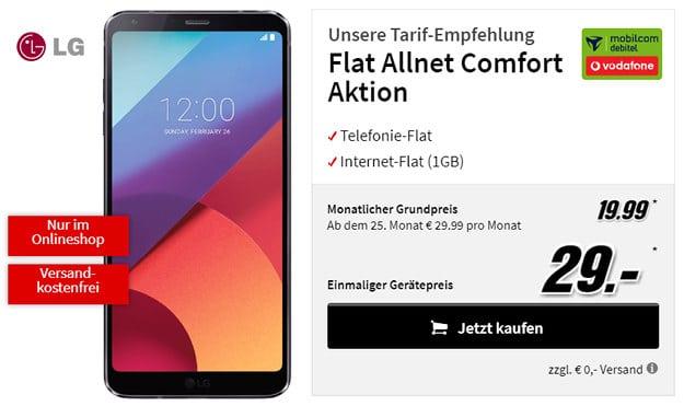 LG G6 + Flat Allnet Comfort (md)