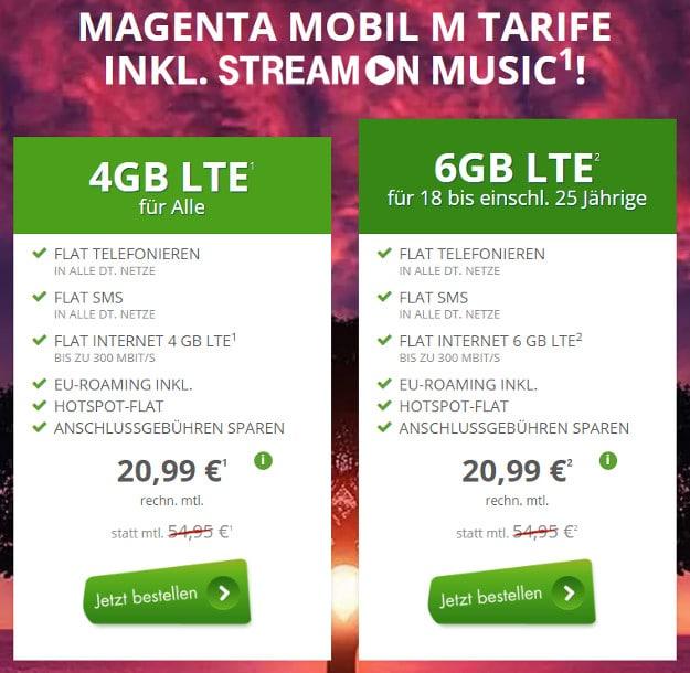 Magenta Mobil M (md) SIM-only