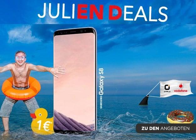 Samsung Galaxy S8 + otelo Allnet-Flat Plus
