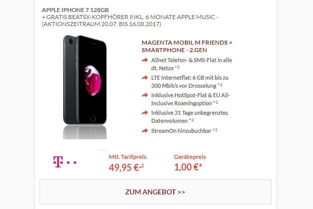 iphone 7 mobil m