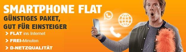 klarmobil Smartphone Flat