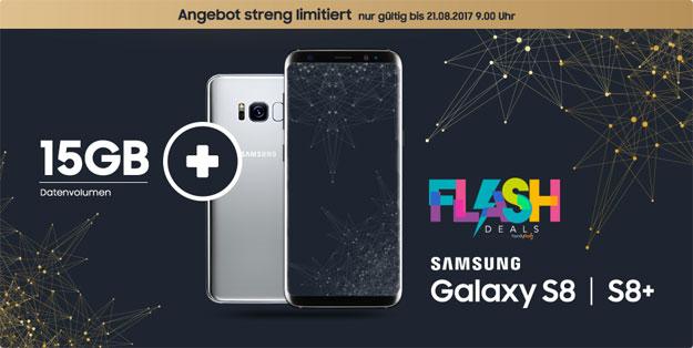 Samsung Galaxy S8 - o2 Free 15