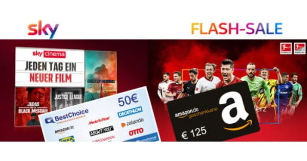 Sky Entertainment im Handyhase Bonus-Deal Thumbnail