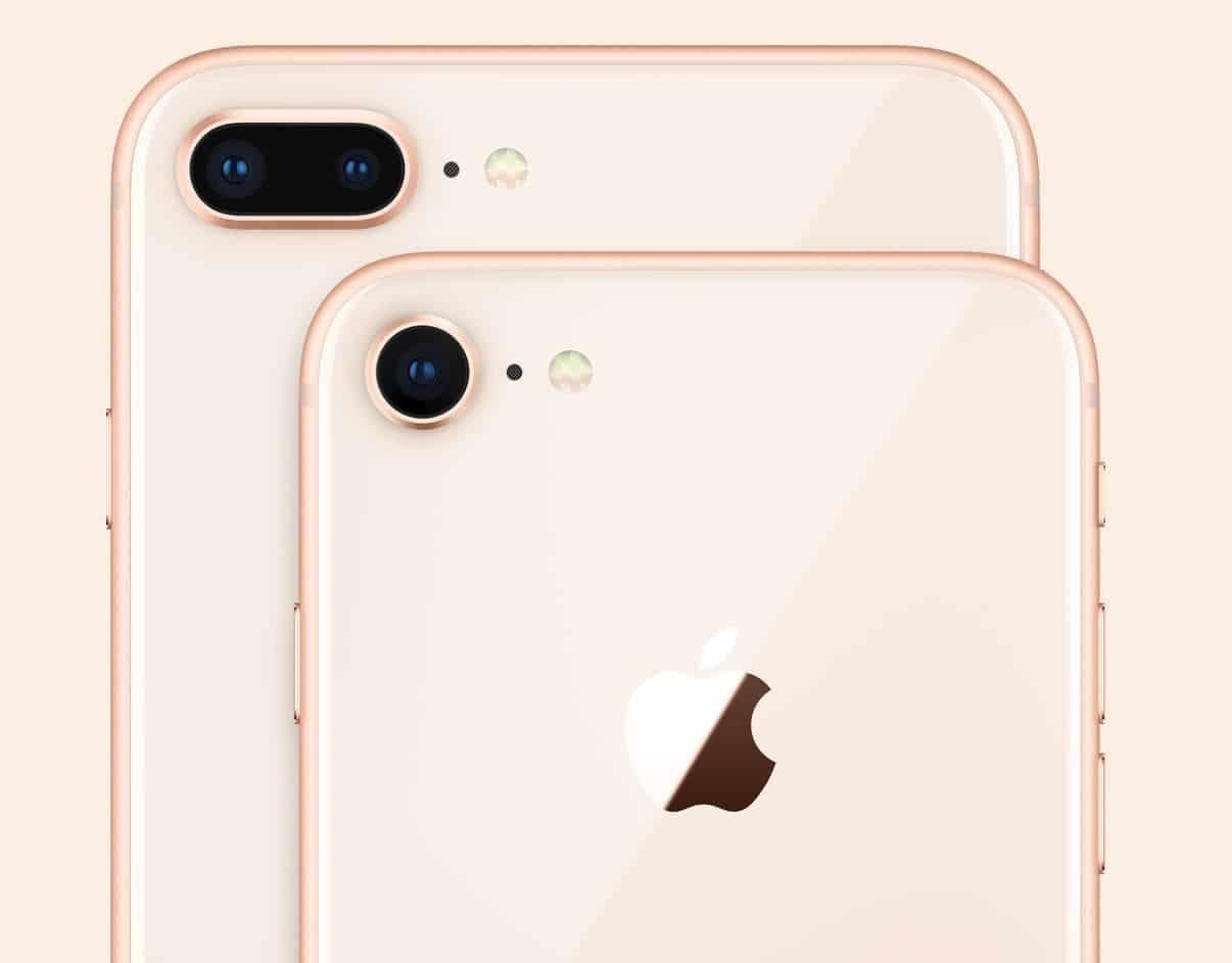 iphone 8 Plus orten aus