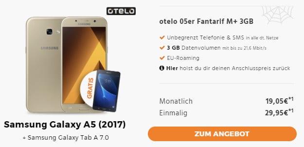 Galaxy A5 + Mainz 05 M Plus