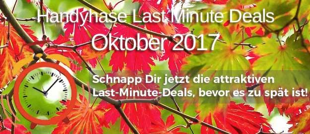 Last-minute-deals-Oktober