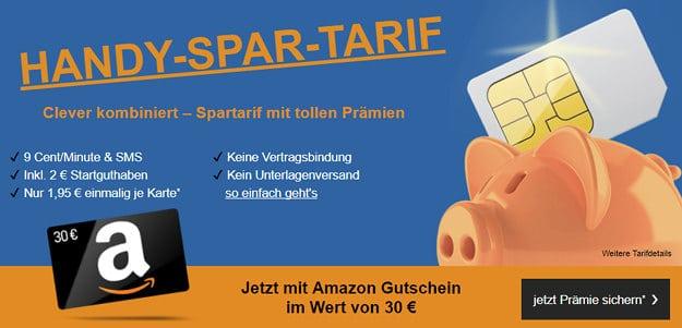LogiTel Handy Spar-Tarif
