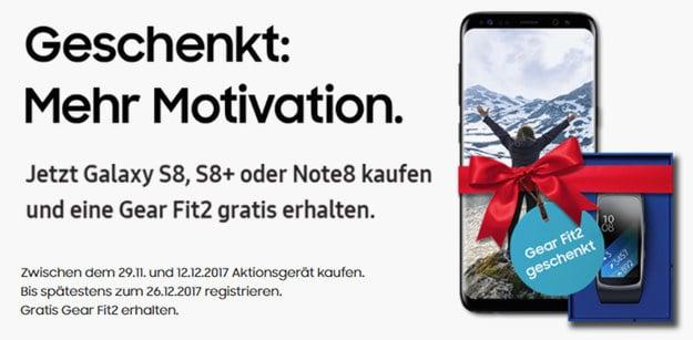 Samsung Wunschzettel Aktion