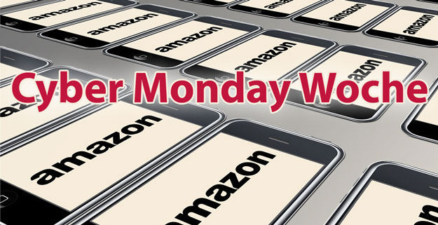 Amazon Cyber Monday Woche 2020