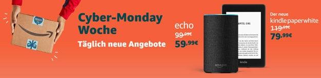 Amazon Cyber Monday Woche
