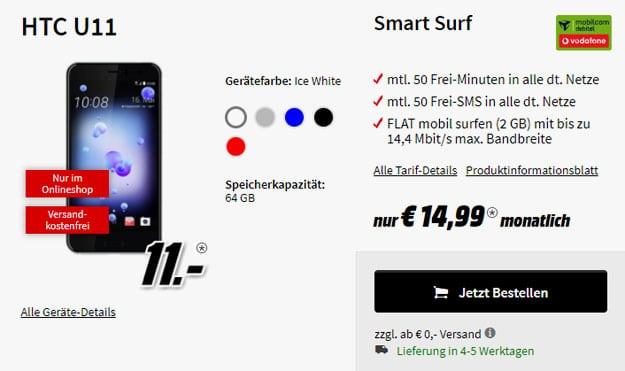 htc u11 smart surf md