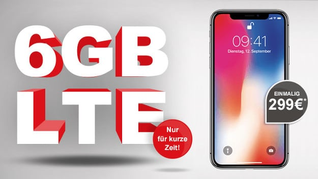 Apple Iphone X Vodafone Smart Xl Ab Eff 1032 Mtl Handyhasede