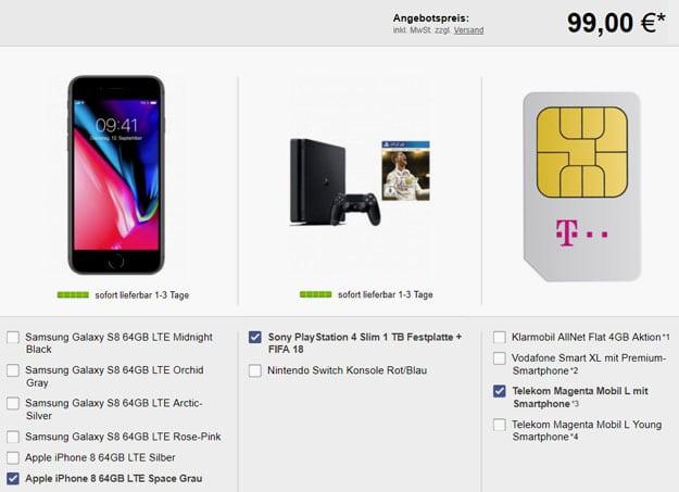 iphone 8 telekom magenta mobil l