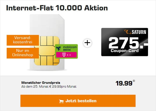 10 gb lte bei mobilcom debitel im telekom netz ab eff 11 66 mtl. Black Bedroom Furniture Sets. Home Design Ideas