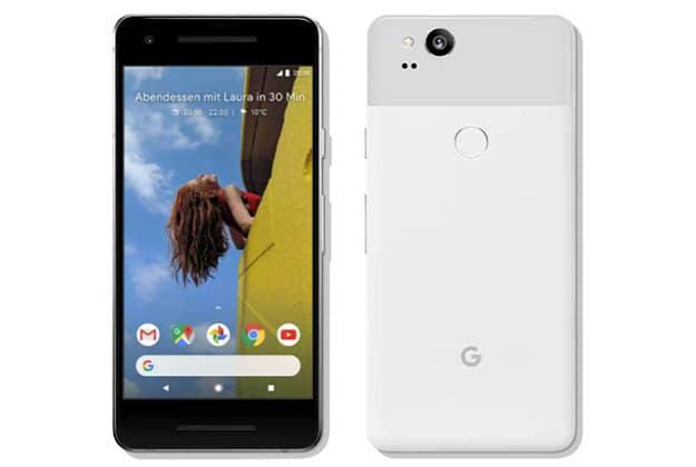 Googel Pixel 2 + o2 Free M