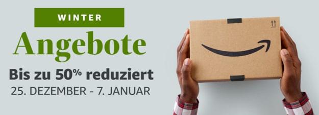 Amazon Winter Angebote - Technik, Smartphone, Tablet, Handy, Notebook und Zubehör zum Schnäppchenpreis