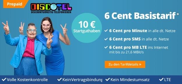 discoTEL Prepaid
