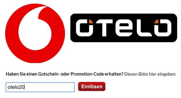 Preisboerse24 mit Vodafone- und otelo-Aktion