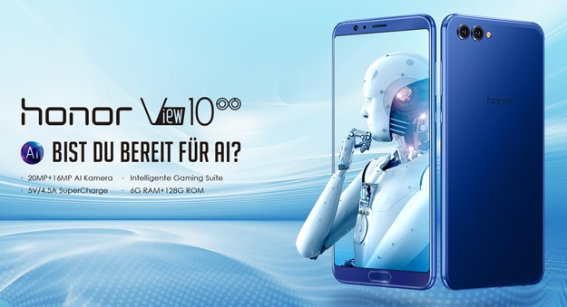 Honor View 10, Display, Prozessor, Preis, Test, Kamera Specs