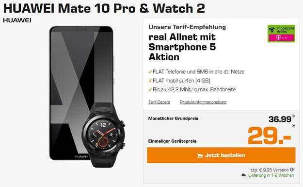 huawei mate 10 pro real allnet telekom md