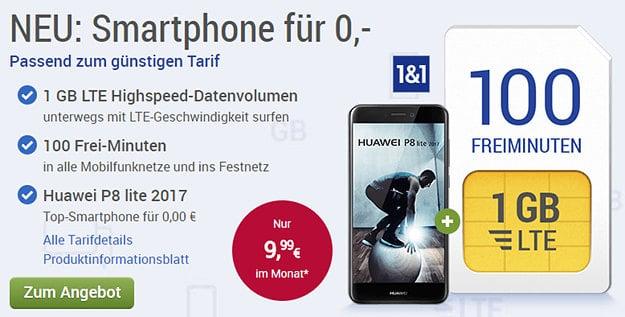 iPhone SE + GMX Tarif
