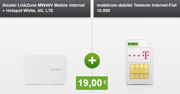 10 gb lte von mobilcom debitel im telekom netz mobiler. Black Bedroom Furniture Sets. Home Design Ideas