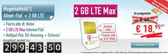 mobilcom-debitel Telekom Magenta Mobil S