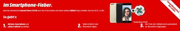 MediaMarkt Smartphone-Fieber - Handys günstig kaufen