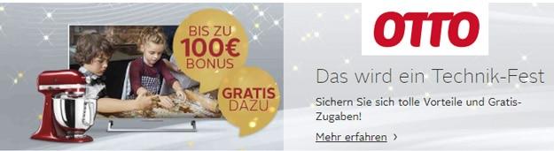 Otto Technik Fest - Produkte kaufen und Geld sparen