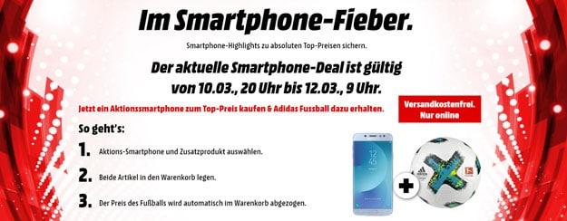 MediaMarkt Smartphone Fieber