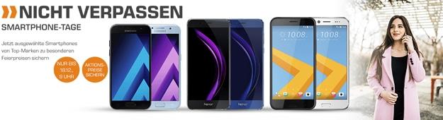 Saturn Smartphone Tage - Handys günstig kaufen