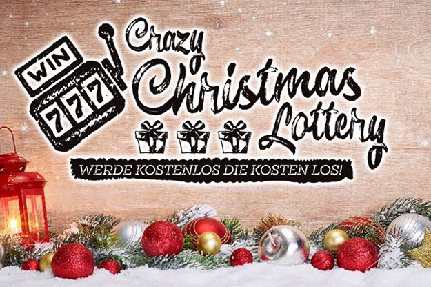 Sparhandy Crazy Christmas Lottery und Huawei-Deals
