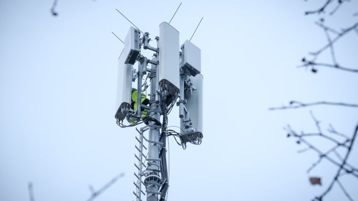 5G-Antenne Telekom Artikelbild