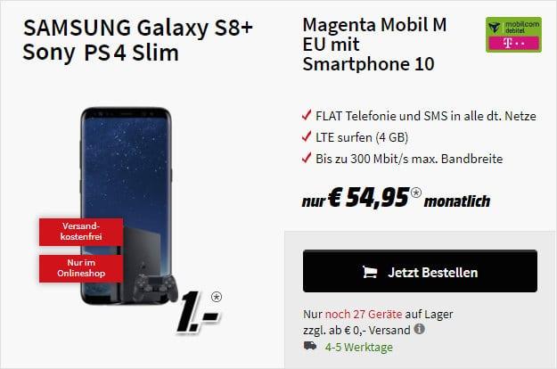 Samsung Galaxy S8 Plus + md Mobil M