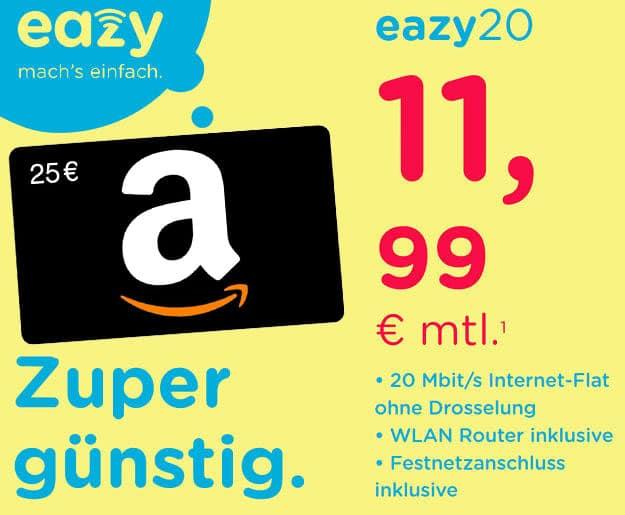 eazy amazon bonus-deal
