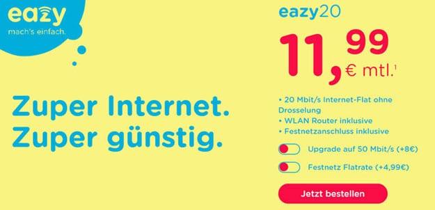 eazy unitymedia
