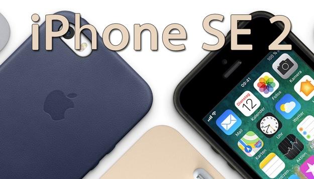 Apple iPhone SE 2 - Specs, Gerüchte, Test und mehr