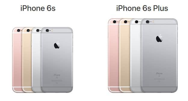 Akku-Tausch beim Apple iPhone 6S und iPhone 6S Plus für 29 € möglich