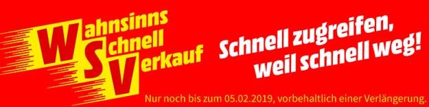 MediaMarkt WSV - WahnnsinsSchnellVerkauf