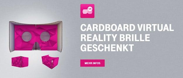 Telekom Mega Deal mit gratis VR-Brille